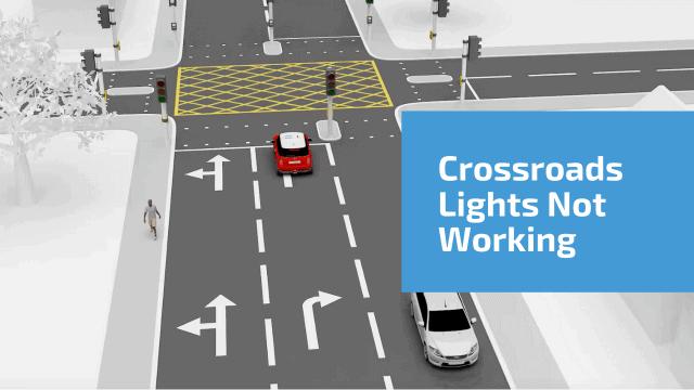Crossroads Lights Not Working
