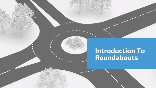 Introduction to roundabouts