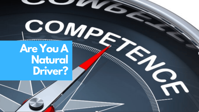 Are you a natural driver?