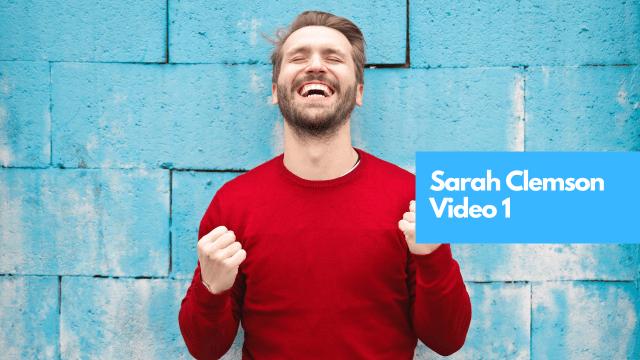 Sarah Clemson 1