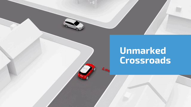 Unmarked Crossroads